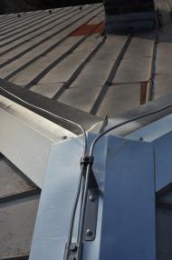 Výměna střechy